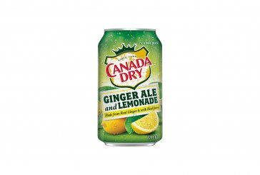 Canada Dry Combines Ginger Ale And Lemonade In Latest Offering