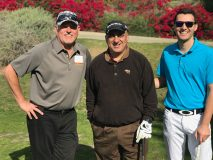 Olive Crest Golf Tournament, Coyote Hills Golf Course, Fullerton, California, March 16