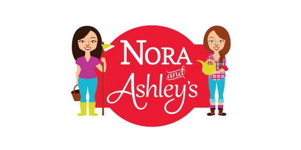 Nora and Ashley's logo