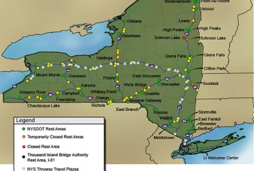 NYACS Fights State's Proposed Rest Area Commercialization