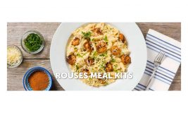 Rouses meal kits