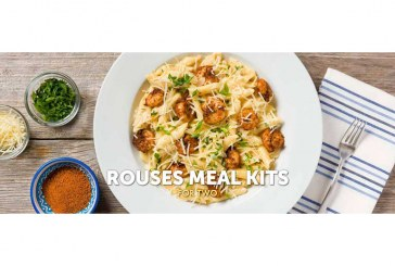 Rouses Rolls Out Meal Kits For Two At Most Of Its Stores