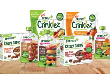 Sprout Foods Wins Three National Parenting Product Awards