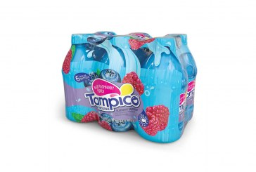 Tampico Beverages Unveils Updated Logo, Branding