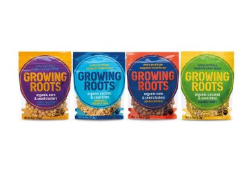 Unilever Enters Organic Snack Category With Growing Roots Brand