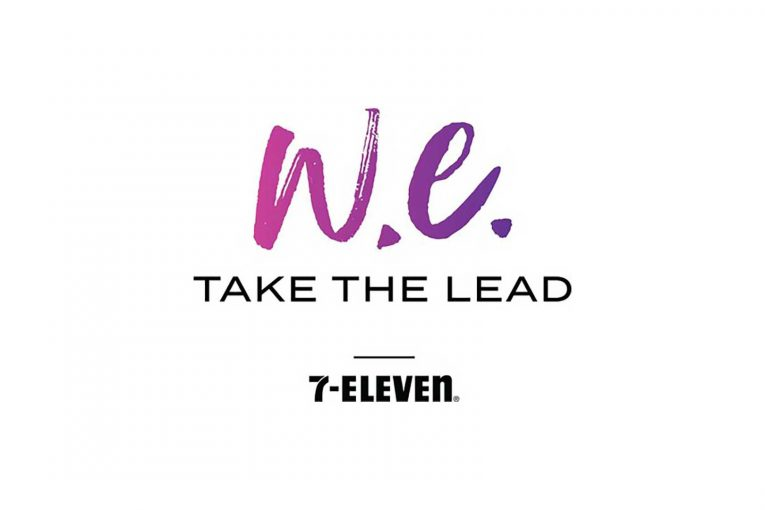 W.E. Take the Lead logo