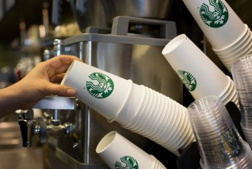 Recommended: Starbucks Vows To Spend $10M To Invent Eco-Friendly Coffee Cups