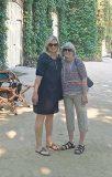 Valerie with her mom, Denise.