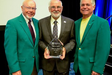 CDA Inducts Paul Auger Into Group's Hall of Fame
