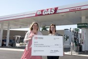BJ's Charitable Foundation Donates Gas, Tires To Maryland Food Bank