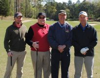 Alabama Grocers Education Foundation Annual Spring Golf Outing, Inverness Country Club, Birmingham, April 5, 2018