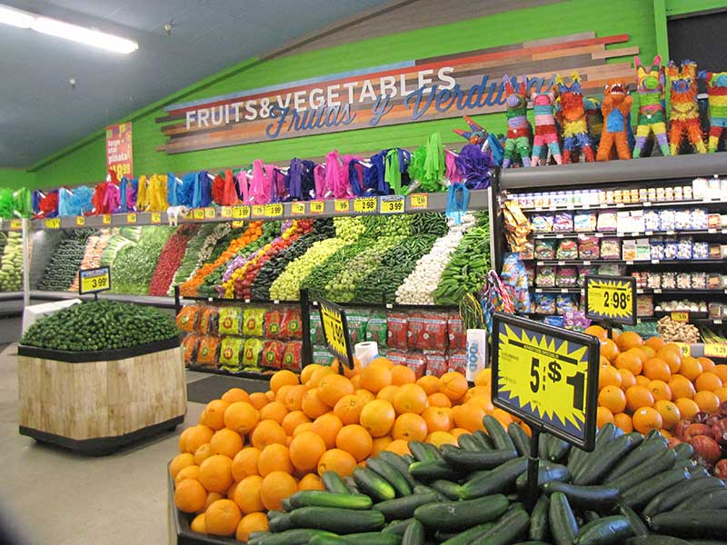 inside the store food city has moved many offerings to new locations in an effort to improve the shopping experience and accommodate a larger product and