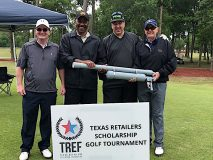 Texas Retailers Association/TREF Golf Benefit, Houston, Texas, April 20, 2018