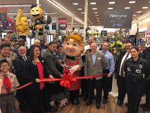 Tom Thumb Grand Reopening, Dallas, Texas, March 28, 2018