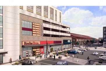 Roche Bros. Coming To New Watertown Mixed-Use Development