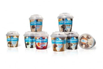 Blue Bunny Load'd Sundaes Available In Eight Flavors