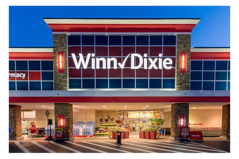 Winn-Dixie's new-concept store in St. Johns, Florida.