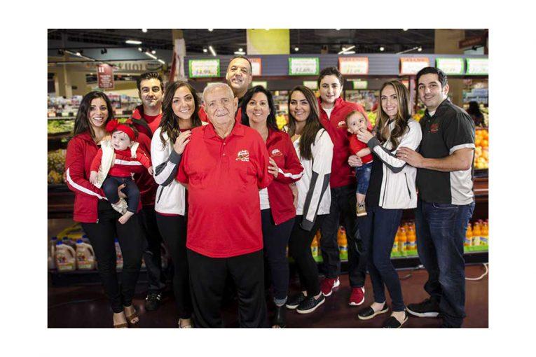Angelo Caputo and family