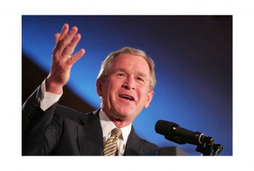 Former President George W. Bush Featured At WAFC Convention In Texas