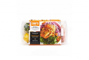 Smithfield Partnership Brings Chef'd Meal Kits To Stores Nationwide