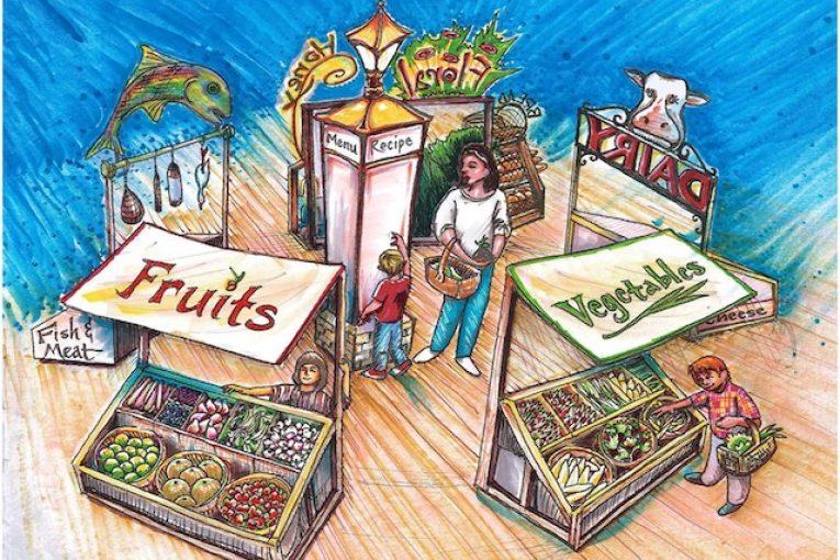 Festival Foods Fresh Market Concept