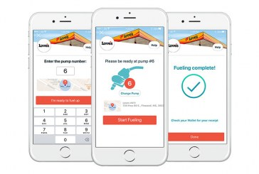 Love's Fuel Customers Can Pay Via New GasBuddy App
