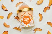 Seasonal Peaches & Cream Halo Top Available Nationwide This Summer