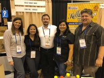 Grocers Supply Show, Houston, Texas, May 15, 2018