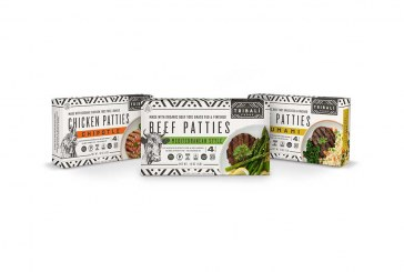 Tribali Foods Launches Clean Meat Patties At Super Targets Nationwide