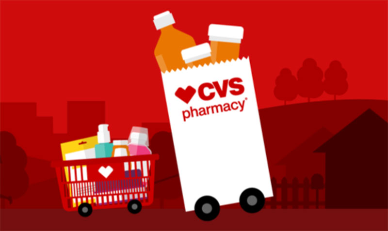 cvs pharmacy offers rx  front