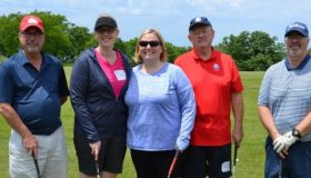 Wisconsin Grocers Association Industry Golf Outing, Evergreen Golf Course, Elkhorn, Wisconsin, June 6, 2018