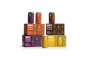 Dry Soda Co. Launches Zero Sugar Organic Sodas