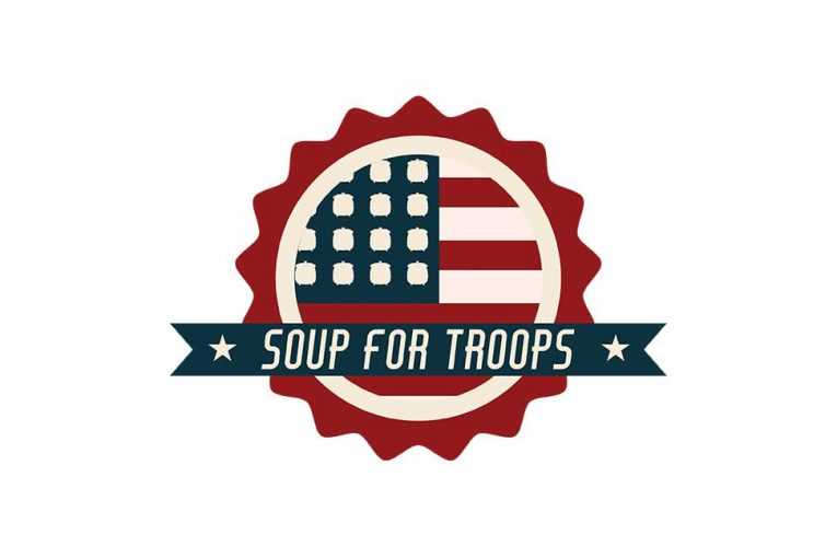 Soup for Troops logo