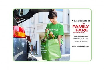 SpartanNash, Family Fare Launch Same-Day Delivery In Omaha, Nebraska