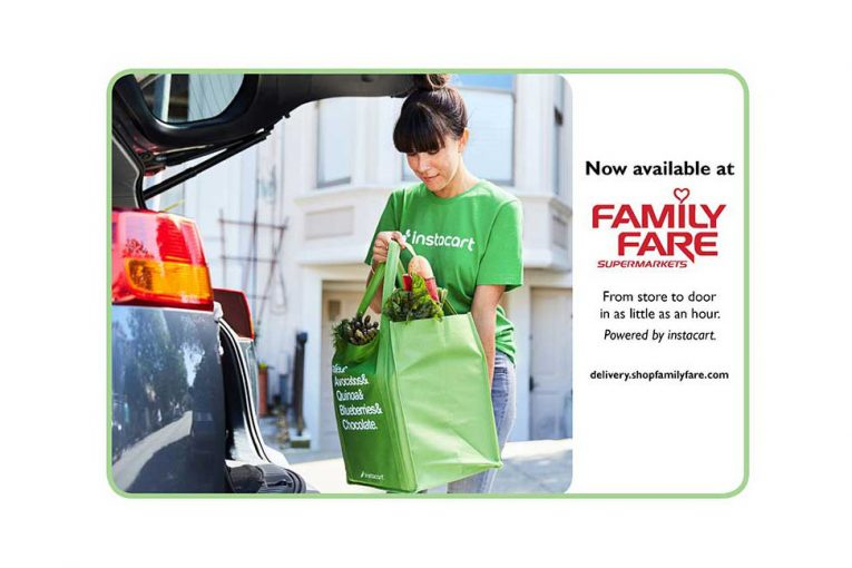 Family Fare partners with Instacart