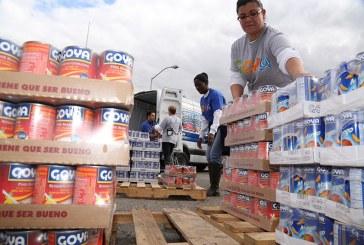 Goya Donates Three Tons Of Food To Guatemala Volcano Victims