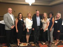 SCFRC Board of Directors Installation Luncheon, Hotel Fullerton, Fullerton, California, June 19, 2018