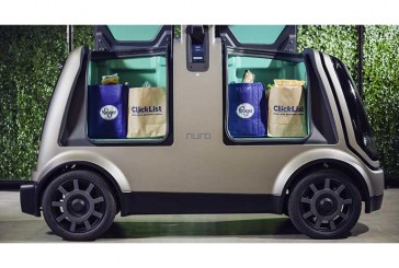Kroger To Pilot Grocery Delivery With Autonomous Vehicles