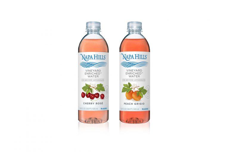 Napa Hills Vineyard Enriched Water
