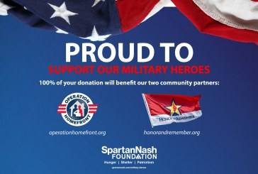 SpartanNash Campaign Will Support Military Service Members, Families