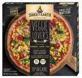 Sweet Earth Foods Launches Vegetarian Frozen Pizza Line Nationwide