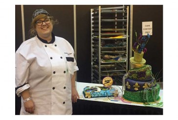 Lunds & Byerlys Pastry Chef Wins IDDBA Cake Decorating Contest