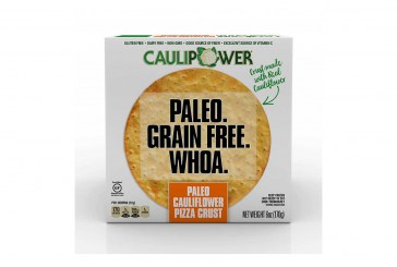 Caulipower Launches Frozen Paleo Cauliflower Pizza Crust