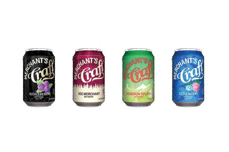 URM Merchant's Craft cans