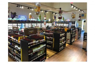 Giant-Carlisle Opens Beer & Wine Eatery In Camp Hill, Pennsylvania