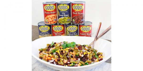 Goode Foods canned goods