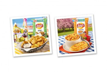 Lay's Debuts Eight Limited Time 'Tastes of America' Flavors