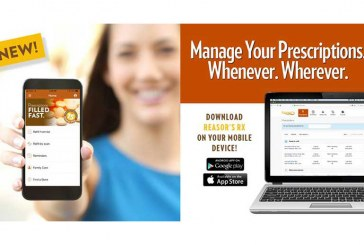New Reasor's Mobile App Helps Shoppers Manage Prescriptions