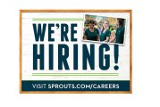 Sprouts Will Host Coast To Coast Hiring Day On July 24