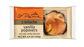 St Pierre Brioche Popovers